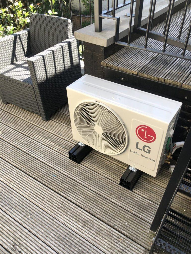 installateur de climatisations dans le Hainaut
